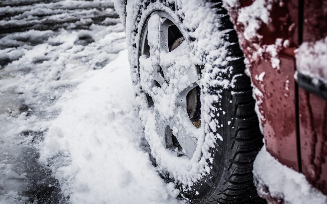 Tips for Preventing a Collision in the Winter