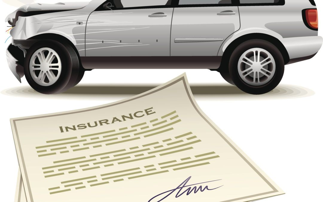 Collision Repair Insurance Terms