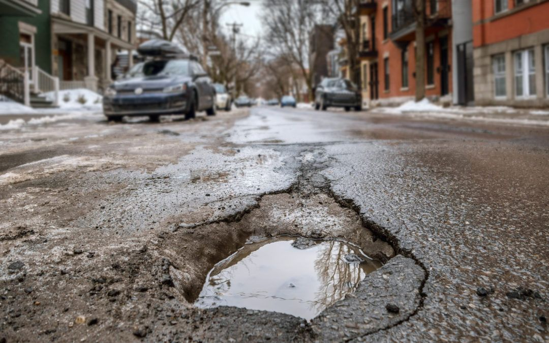 Preventing Pothole Damage