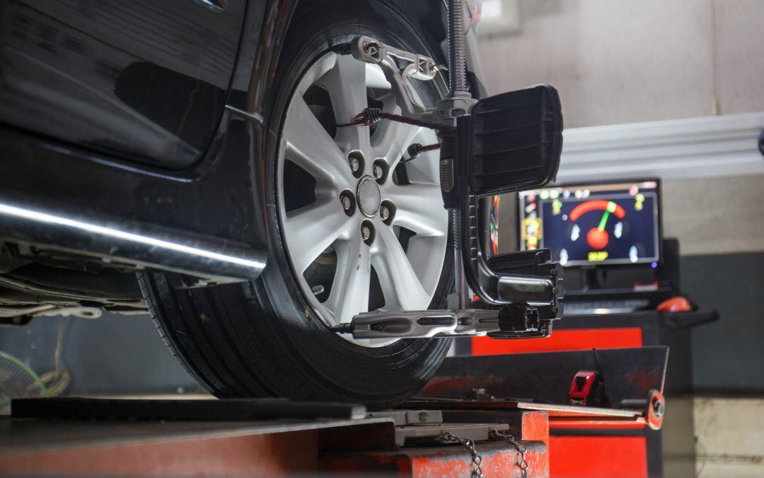 Auto Maintenance Basics: Alignment